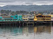 Monterey's Fisherman's Wharf, California