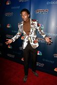 NEW YORK-AUG 6: TV host Nick Cannon attends the 'America's Got Talent' post show red carpet at Radio City Music Hall on August 6, 2014 in New York City.
