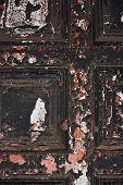 Iron Decorative Door Antiquity