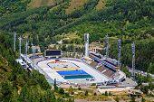 Medeo ski resort