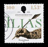 Ilias stamp