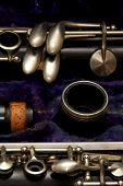 Clarinet Parts Detail