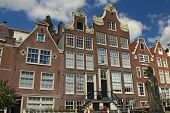 Traditional Dutch Houses (amsterdam)
