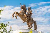 Sculpture Alexander The Great