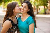Kissing My Best Friend
