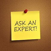 Ask An Expert Words On note