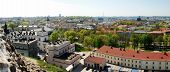 Vilnius City View From Gediminas Castle.