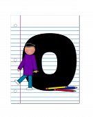 Alphabet Start Of School Two O