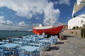 Taverna by the sea