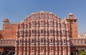 India - Hawa Mahal Palace