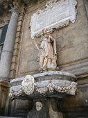Quattro Canti in Palermo (four corners)