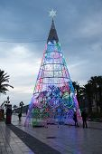 Christmas time in Cartagena