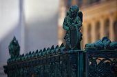 Cappella Colleoni Fence