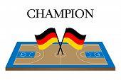 Basketball Champion Germany