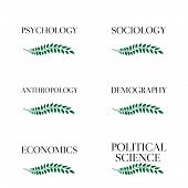 Kinds Of Social Science Laurels