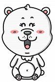 Kawaii_white_bear_girl