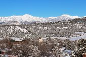 Winter in Durango, CO