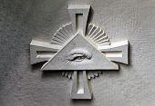 Symbol Of The Masonic Temple