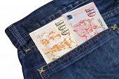 Singapore Dollars Bank Note
