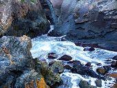 The Slot At Seal Rocks Australia