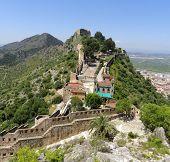 Spanish Castle Walls