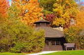 Autumn Park Shelter