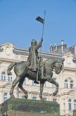 Wenceslas Statue