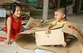 Asian Kid, Vietnamese Children