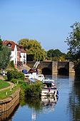 River Avon, Tewkesbury.