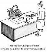 Change Seminar