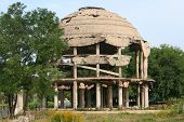 Russia, Voronezh. Rotunda. Monument To The World War Ii
