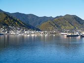 Picton, Marlborough Sounds.