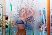 Glass Painting , Indian Handicrafts Fair