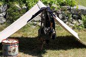 Drummer's Tent