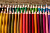 Artists Colored Pencils