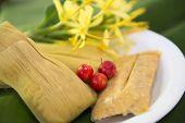 Cuban Cuisine: Traditional Homemade Tamales