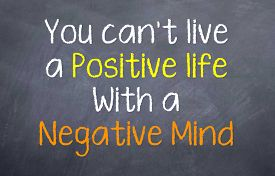 image of think positive  - Motivational Saying you can - JPG