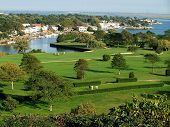 Golf Course Merrick Long Island New York