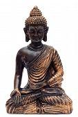 picture of siddhartha  - Bronze buddha  - JPG