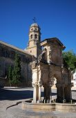 picture of baeza  - Cathedral Church of the Nativity of Our Lady  - JPG