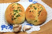 Постер, плакат: Garlic Two Buns
