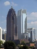 Midtown Atlanta Skyline - teilweise