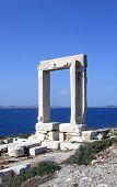 Naxos Temple Of Apollo
