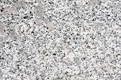 Texture of granite rock. It is floor and wall of Building.