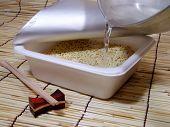 Preparing Instant Soba