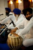 Paonta Sahib Prayer Band Drums