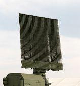 Military Radar Antenna