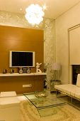 picture of minimalis  - This picture is taken in a house with modern minimalis style - JPG