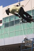 Bmx Bike Stunt Rider