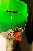 Halloween Glass